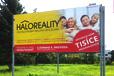 Billboardy HALO reality