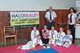 Podporujeme mladé talenty - karate