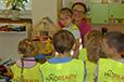Reflexné vestičky do materskej školky