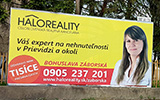 Billboard maklérov